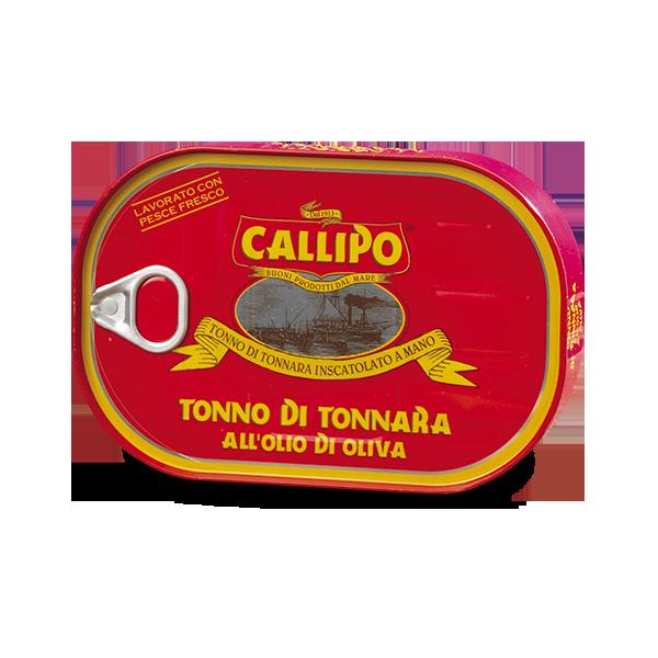 TONNARA'S TUNA